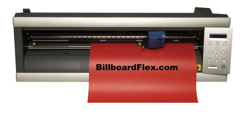 Big Vinyl Printer